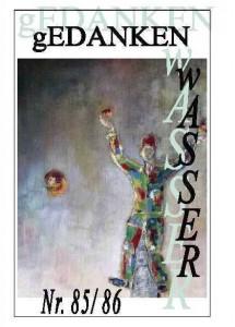 """auf dem Titel ein Bild """"Ganz oben"""" von Gerhard Jaeger"""