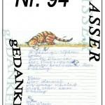 Titelseite GEWA 94