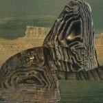 Hagen 4 von Nottekunst metamorphosew Collagebilder von