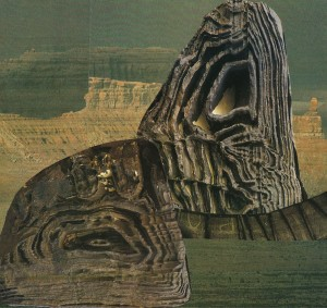 Hagen 4 von Nottekunst metamorphosew Collagebild