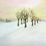 """Bild """"Winter"""" 2010 von Gerhard Jaeger"""