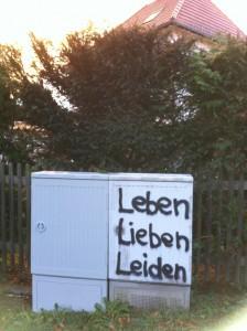 Leben Lieben Leiden Foto von Andreas Schrock