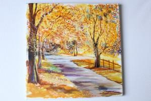 Silas Malack: Beauty of Herbst Oktober
