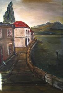 "Gerhard Jaeger: Bild ""Italien Bucht 29"""