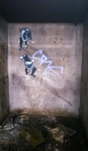 Gerhard-Jaeger - Foto eines Graffito 3