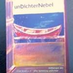 Jubiläumsanthologie unDichterNebel 2001 – 2015 Buch Titelseite