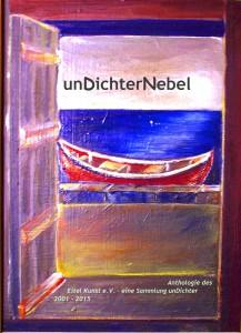 Plakat L E S U N G - aus der eben erschienenen Jubiläumsanthologie - 25 Jahre Eitel Kunst e.V.